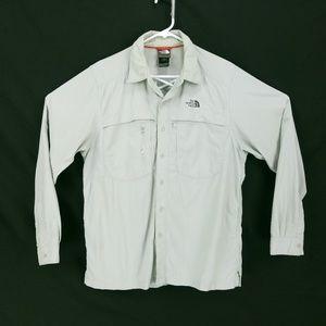 The North Face Mens Shirt Long Sleeve Vented DB04
